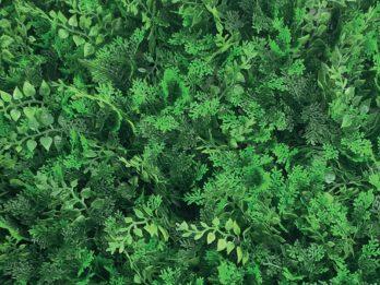 Jardin Vertical Artificial Pvc Muro Verde Decoredes Jungle Mix (09a)