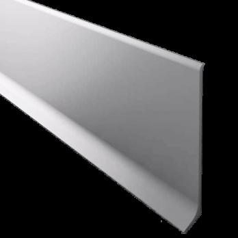 Zocalo Slim 10x80x2500mm Acero inoxidable-Esmerilado-Brillante Atrim