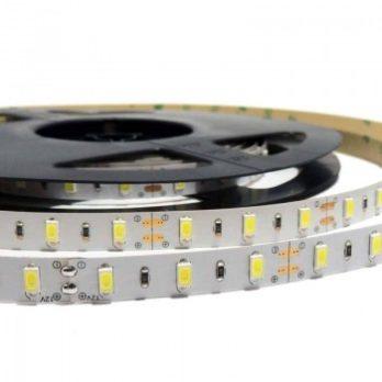 Perfil De Terminacion Tira LED 12V 80 W 600 LED X 5 M Blanco Calido